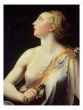 Lucretia Giclee Print by  Parmigianino