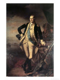 Portrait of George Washington, 1779 Giclee Print by Charles Willson Peale