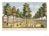 The Royal Palace of St. James's Next the Park Giclee Print by Henry Roberts