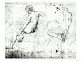 Study For the Turkish Bath Giclee Print by Jean-Auguste-Dominique Ingres