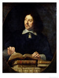 Portrait Presumed to Be Etienne Delafons, 1648 Giclee Print by Philippe De Champaigne