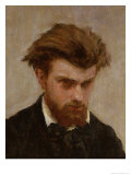 Self Portrait as a Young Man Giclee Print by Henri Fantin-Latour