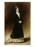Portrait of Emmanuella Signatelli, Countess Potocka, 1880 Giclee Print by Leon Joseph Florentin Bonnat