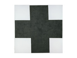 Black Cross, c.1920 Giclee Print by Kasimir Malevich