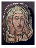 Head of One of the Holy Women, from Turkey Giclee Print by  Byzantine