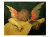 Angel Musician, c.1520 Giclee Print by  Rosso Fiorentino (Battista di Jacopo)