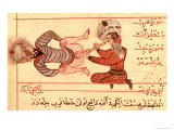 Inspection of the Male Urethra, 1466 Giclee Print by Charaf-ed-din 
