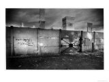 Section of the Berlin Wall Giclee Print by Simon Marsden