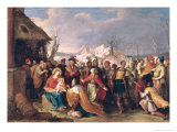 The Adoration of the Magi Giclee Print by Frans Francken the Younger