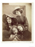 Summer Days, c.1866 Giclee Print by Julia Margaret Cameron