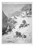 The Ill Fated Donner Party, 1846 Giclee Print