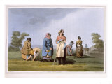 Lowkers, Engraved by Robert Havell the Elder, Published 1814 by Robinson and Son, Leeds Giclee Print by George Walker