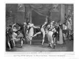 Dance Mania, 1809 Giclee Print by Philibert-Louis Debucourt