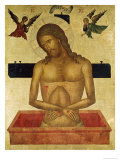 Icon Depicting Christ in the Tomb Giclee Print