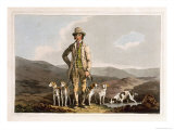 The Dog Breaker, Engraved by Robert Havell the Elder, Published 1814 by Robinson and Son, Leeds Giclee Print by George Walker