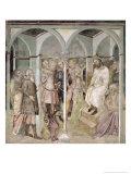 Moses and the Brazen Serpent, 1356-67 Giclee Print by Also Manfredi De Battilori Bartolo Di Fredi