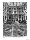 New Credit Lyonnais Hotel, 19 Boulevard Des Italiens, Paris, c.1878-82 Giclee Print