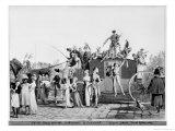 Carnival, 1810 Giclee Print by Philibert-Louis Debucourt