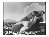 The Rape of Europa Giclee Print by Felix Vallotton