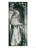 St. Elizabeth Giclee Print by Matthias Grünewald