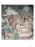 Joseph Thrown in a Well by His Brothers, 1356-67 Giclee Print by Also Manfredi De Battilori Bartolo Di Fredi