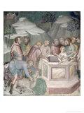 Joseph Thrown in a Well by His Brothers, 1356-67 Giclee Print by Also Manfredi De Battilori Bartolo Di Fredi