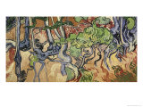Tree Roots, 1890 Giclee Print by Vincent van Gogh