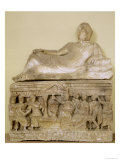 Cinerary Urn Giclee Print by  Etruscan
