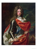 Portrait of John Churchill Giclee Print by Godfrey Kneller