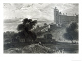 Fatehpur Sikri Near Agra, Engraved by R. Brandard Giclee Print by Thomas & William Daniell