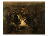 The Death of Nelson, 21st October 1805, 1807 Giclee Print by Arthur William Devis