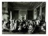 The Family of Queen Victoria, 1887 Giclee Print by Laurits Regner Tuxen