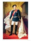 Portrait of Ludwig II Giclee Print