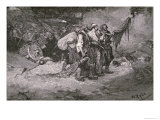 The Sacking of Panama by Henry Morgan's Pirates, 1887 Giclee Print by Howard Pyle