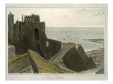 Dover Castle, c.1823 Giclee Print by Thomas & William Daniell