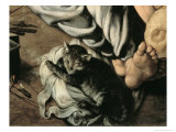 The Holy Family Around a Fire, c.1532-33 Giclée-Druck von Jan Cornelisz Vermeyen