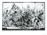 The Day We Celebrate, from 'Harpers Weekly'1867 Giclee Print by Thomas Nast