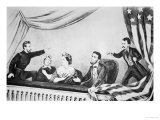 The Assassination of Abraham Lincoln Giclee Print by Currier & Ives