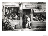 Negro Tailor, from Voyage a Surinam, 1834 Giclee Print by Pierre J. Benoit
