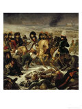 Napoleon on the Battle Field of Eylau, 9th February 1807, 1808 Giclee Print by Baron Antoine Jean Gros