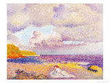 Incoming Storm, 1907-08 Giclee Print by Henri Edmond Cross
