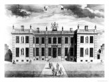 View of Marlborough House in Pall Mall, Westminster, 1741 Giclee Print by Sutton Nicholls