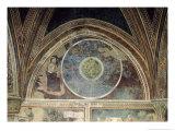 The Creation of the World, 1356-67 Giclee Print by Also Manfredi De Battilori Bartolo Di Fredi