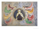 The Eternal Father Surrounded by Angels Giclee Print by Tommaso Masolino Da Panicale
