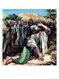 St Paul - Conversion on the Road to Damascus Giclee Print