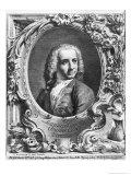Antonio Canaletto, Rom Prospectus Magni Canalis Venetiarum, Before 1735 Giclee Print by Giovanni Battista Piazzetta