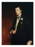 Portrait of Joseph Chamberlain, 1886 Giclee Print by Frank Holl