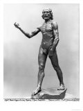 St. John the Baptist, 1878-80 Giclee Print by Auguste Rodin
