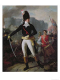 Winner of the Bastille, 14th July 1789 Giclee Print by Charles Thevenin