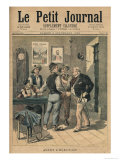 Before the Election, Illustration from Le Petit Journal, Supplement Illustre, 2nd September 1893 Giclee Print by Henri Meyer